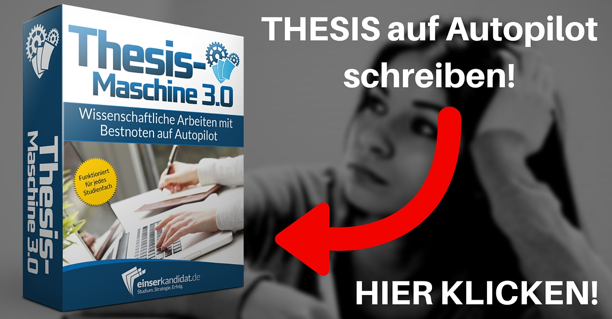 Thesis-Maschine